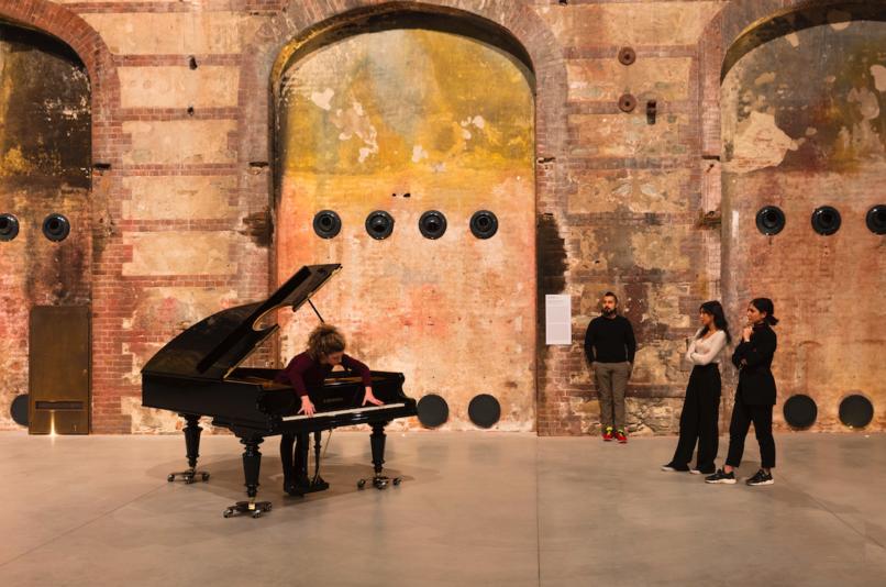 OGR, Torino   Apre oggi al pubblico: Cuore di tenebra