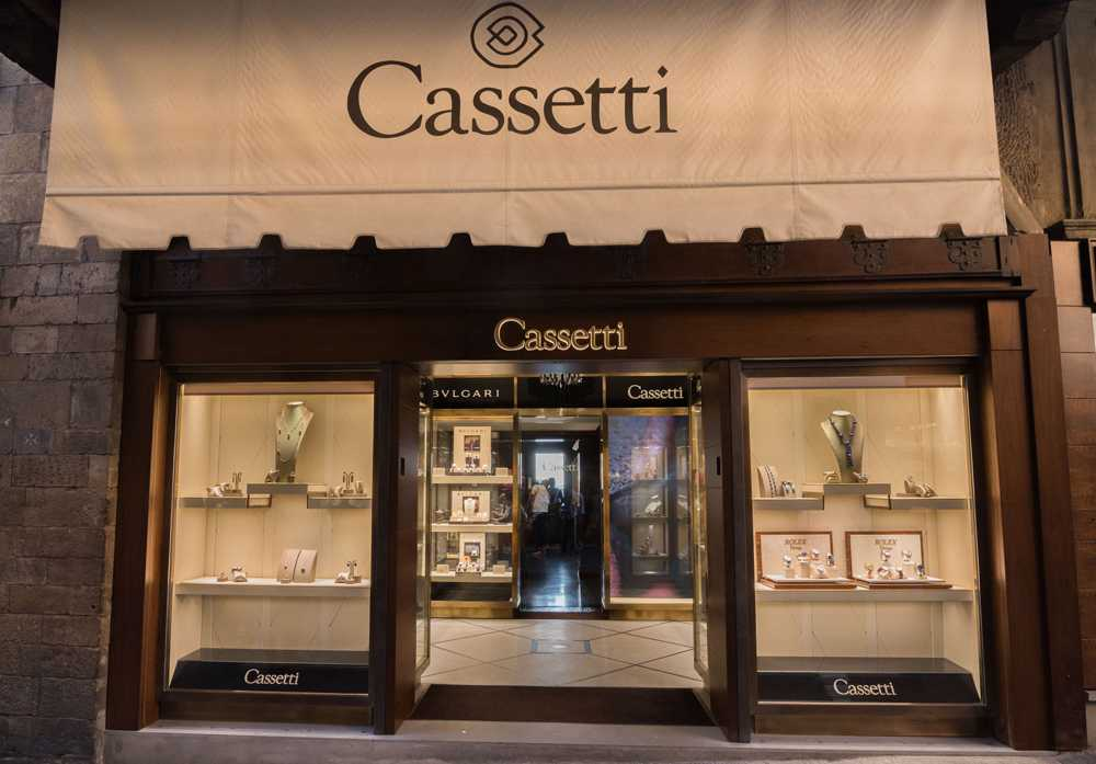 Cassetti Firenze e Savini Tartufi insieme per Taste 2019
