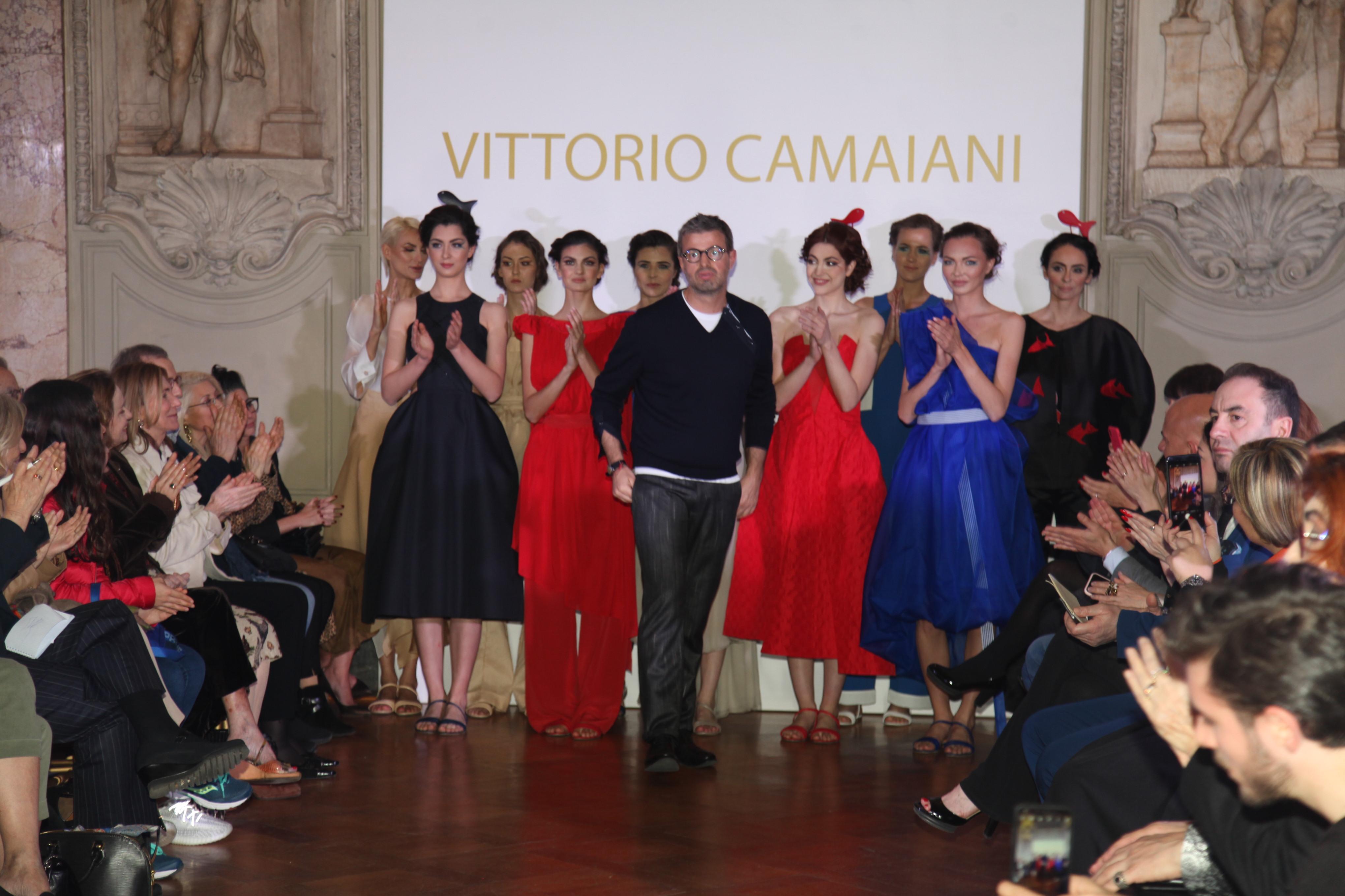 I seducenti pesci di Vittorio Camaiani