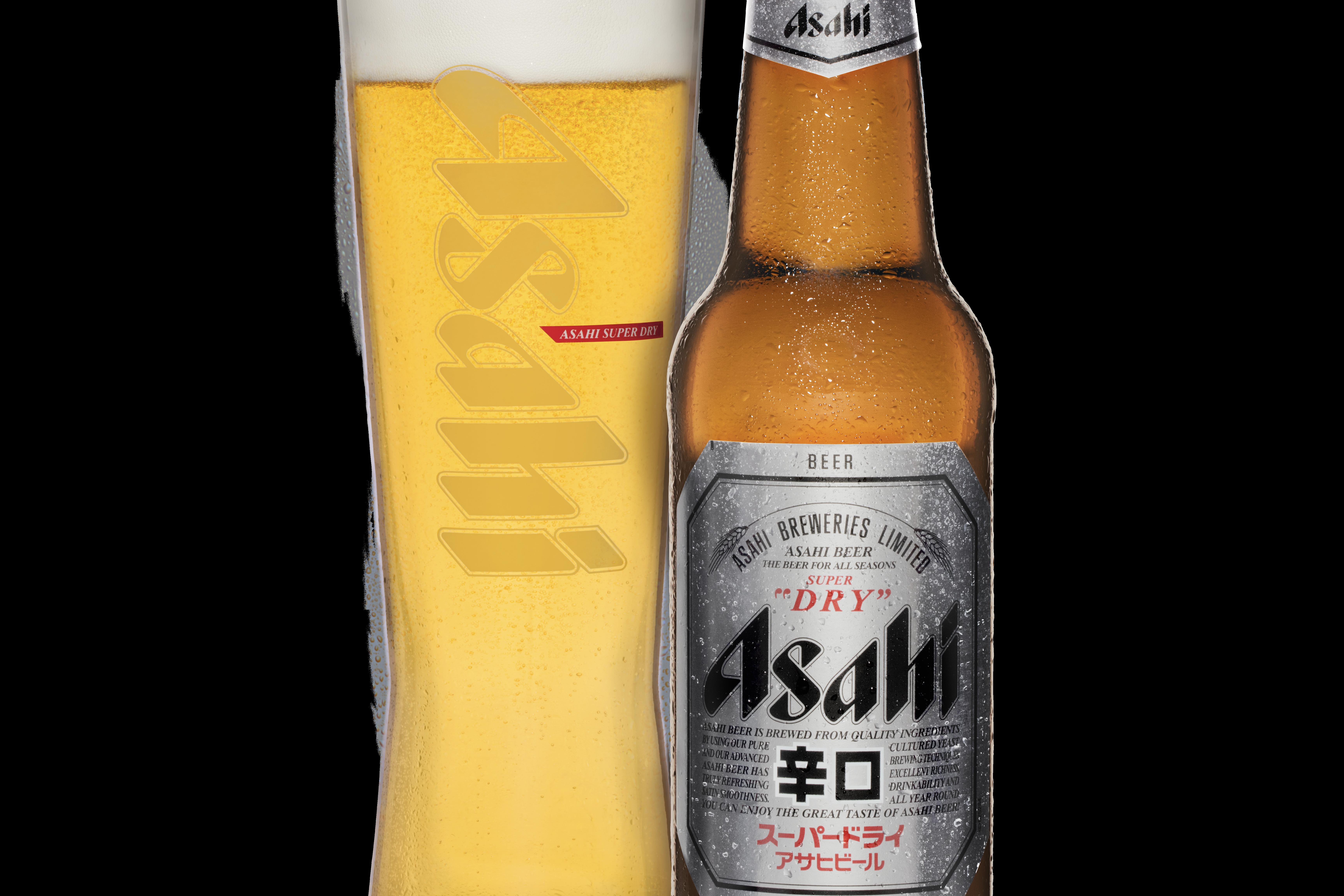 """Asahi Super Dry e il suo gusto """"Karakuchi"""" conquistano l'Italia"""