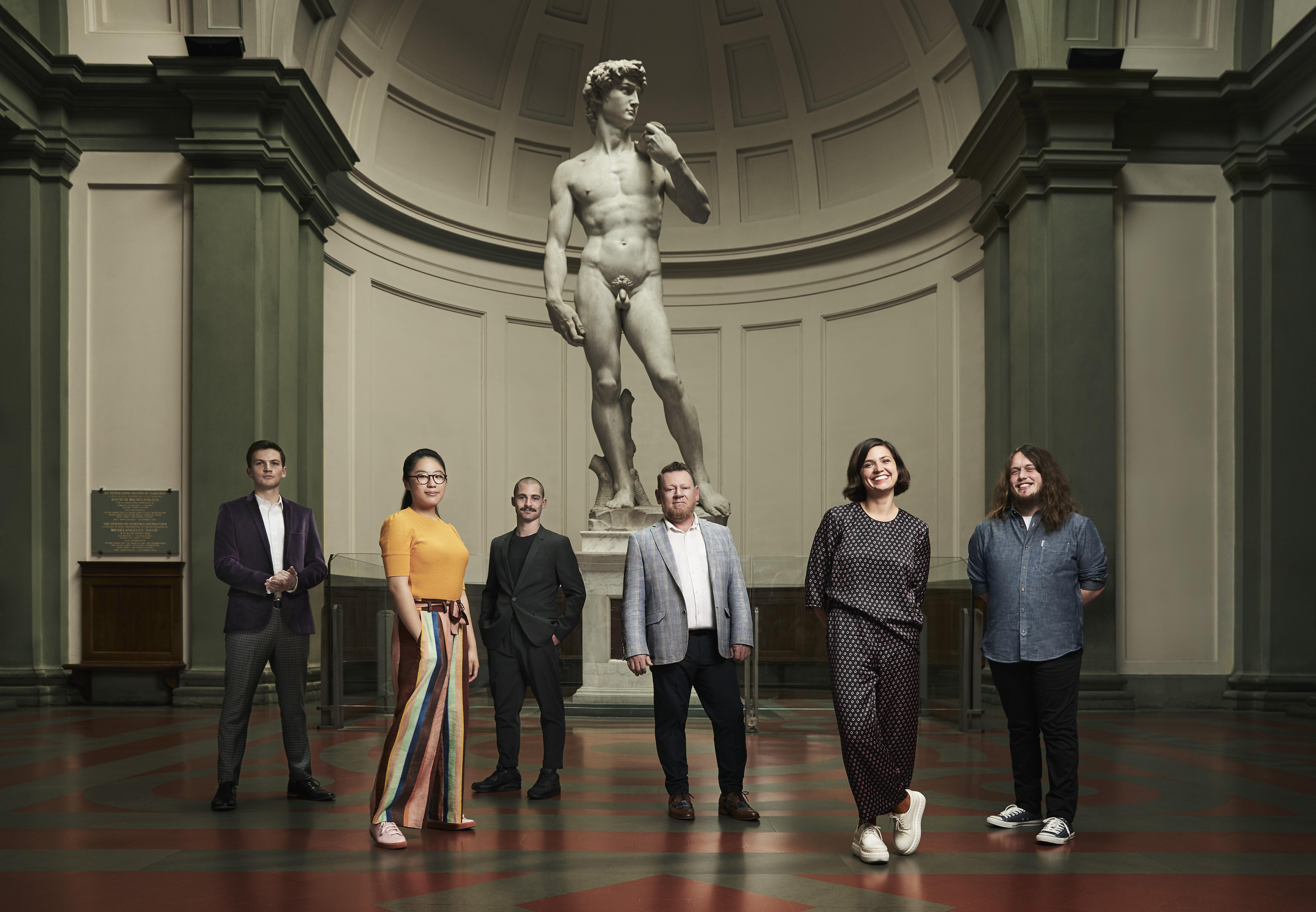 First Commissions: a Firenze i migliori artisti emergenti australiani