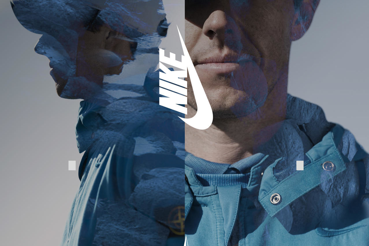 Nike x Stone Island