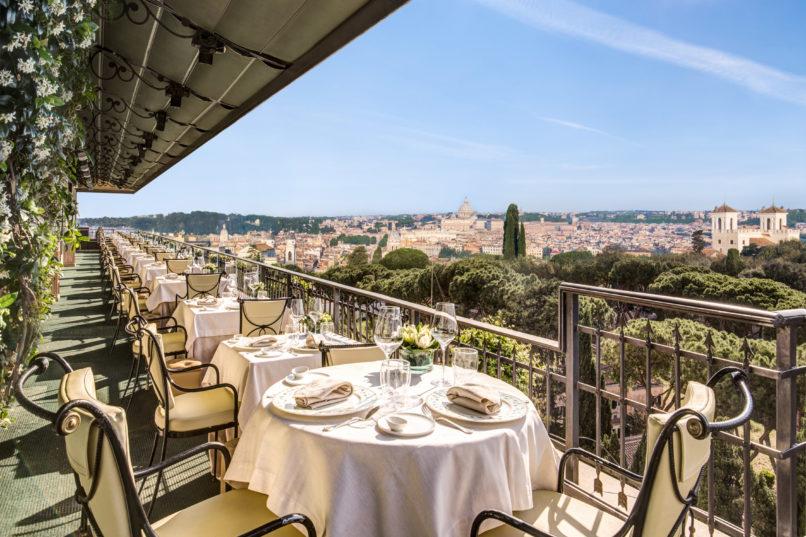 Mirabelle: a Roma una cucina tradizionale con innovazioni straordinarie