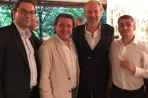 Il Cenacolo Estivo di Arturo Artom al Bulgari Hotel di Milano