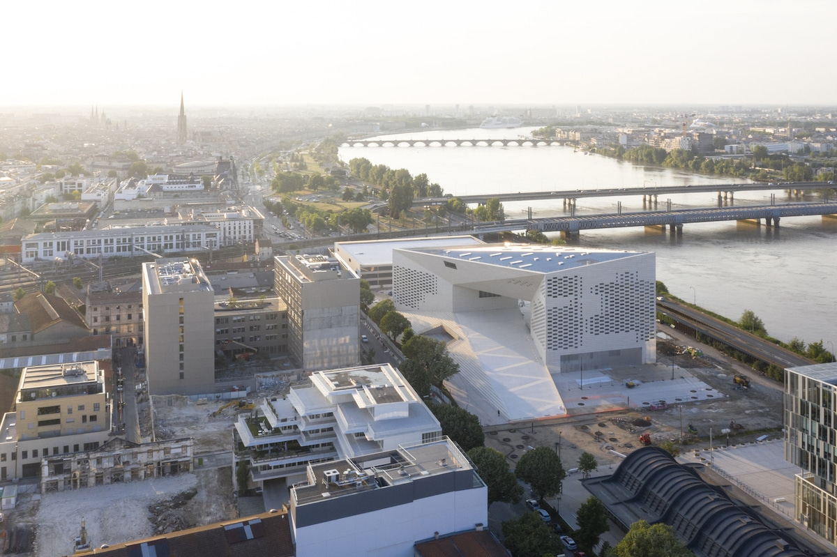 A Bordeaux ha aperto MÉCA, un nuovo hub culturale
