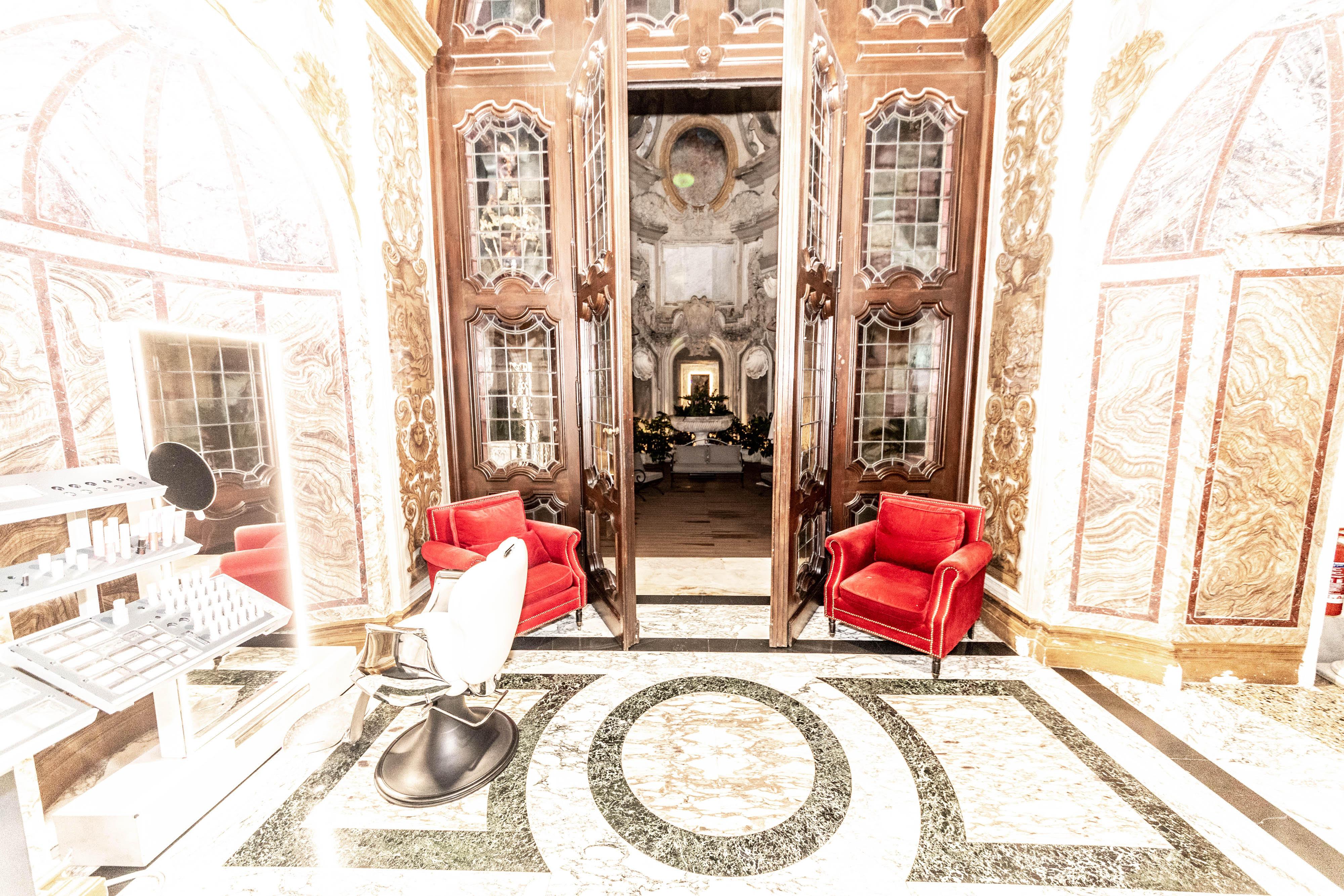 Restyling all'insegna della bellezza per il beauty concept store Numa di Roma