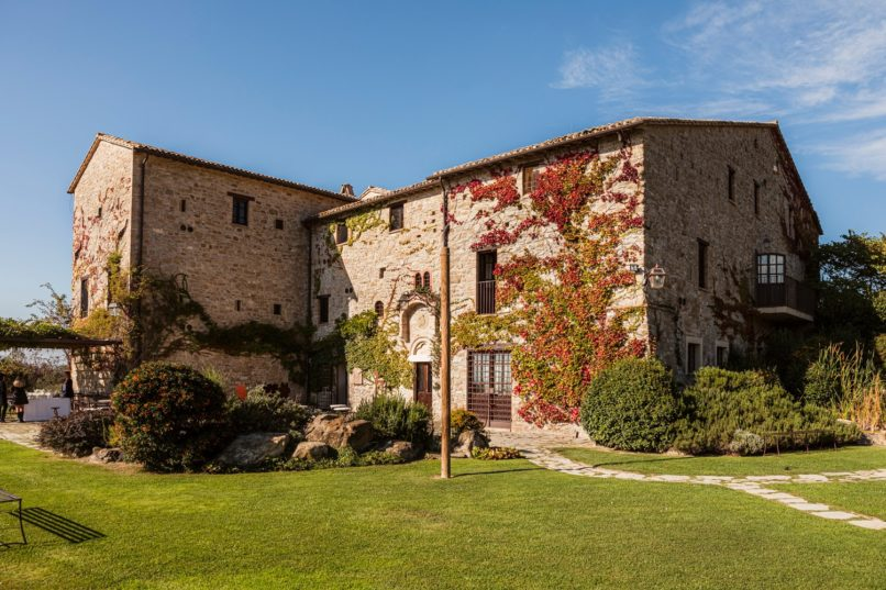 Il Destination Wedding in Italia ha un cuore verde: l'Umbria