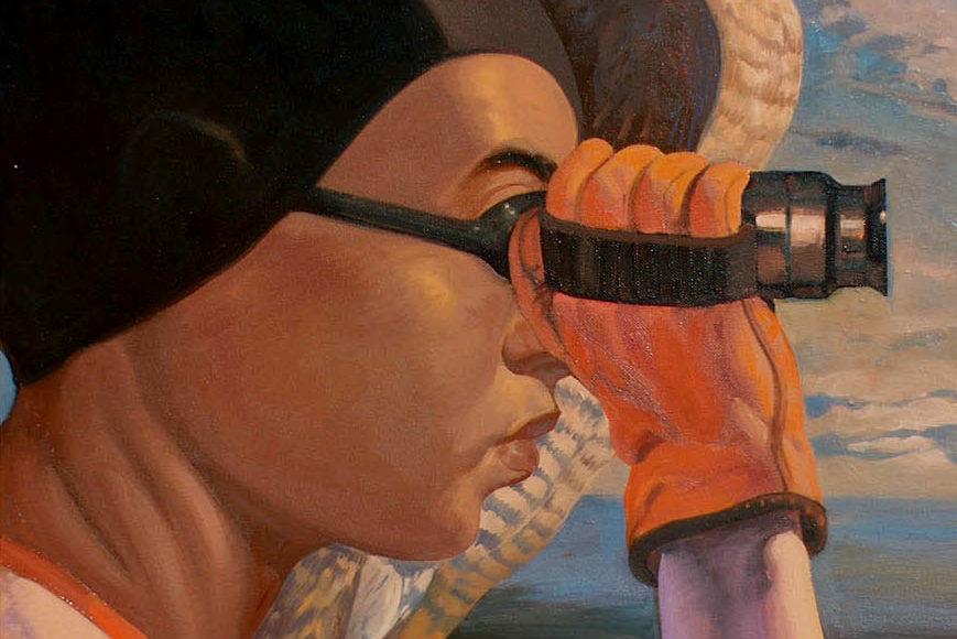 Lievemente Grave: le opere di Mauro De Luca in mostra a Spazio Cima