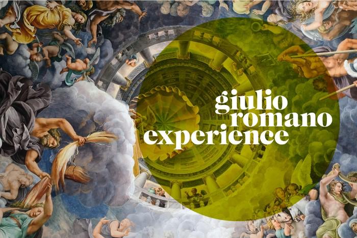 Giulio Romano Experience alla Fondazione Palazzo Te di Mantova