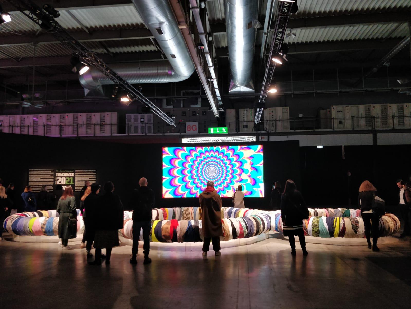 La moda e la creatività sostenibile di  Cittadellarte – Fondazione Pistoletto  a Milano Unica