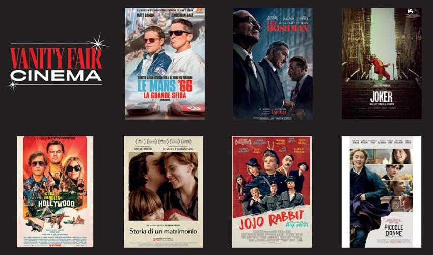 Vanity Fair Cinema - celebra la notte degli Oscar al Maxxi