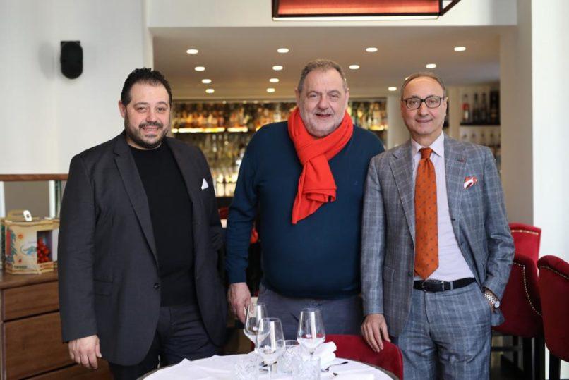 Gianfranco Vissani finalmente a Roma