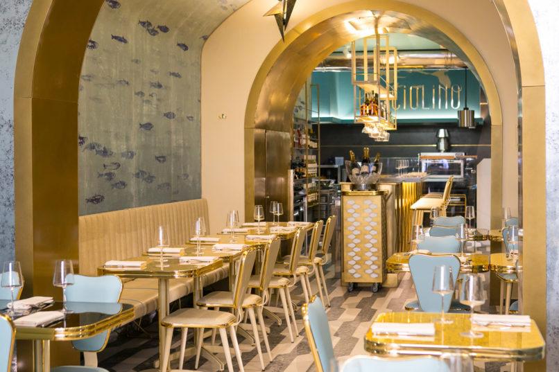 Pesciolino: un'oasi della cucina di pesce a due passi da Piazza di Spagna