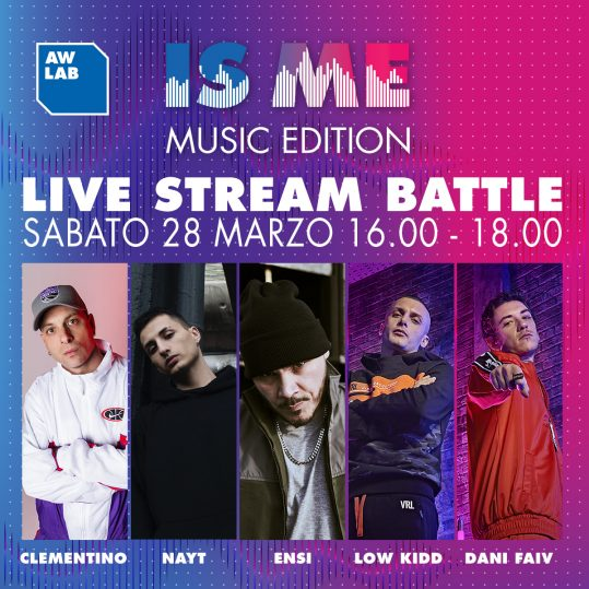 Dopo la prima edizione, torna il contest AW LAB IS ME Music Edition