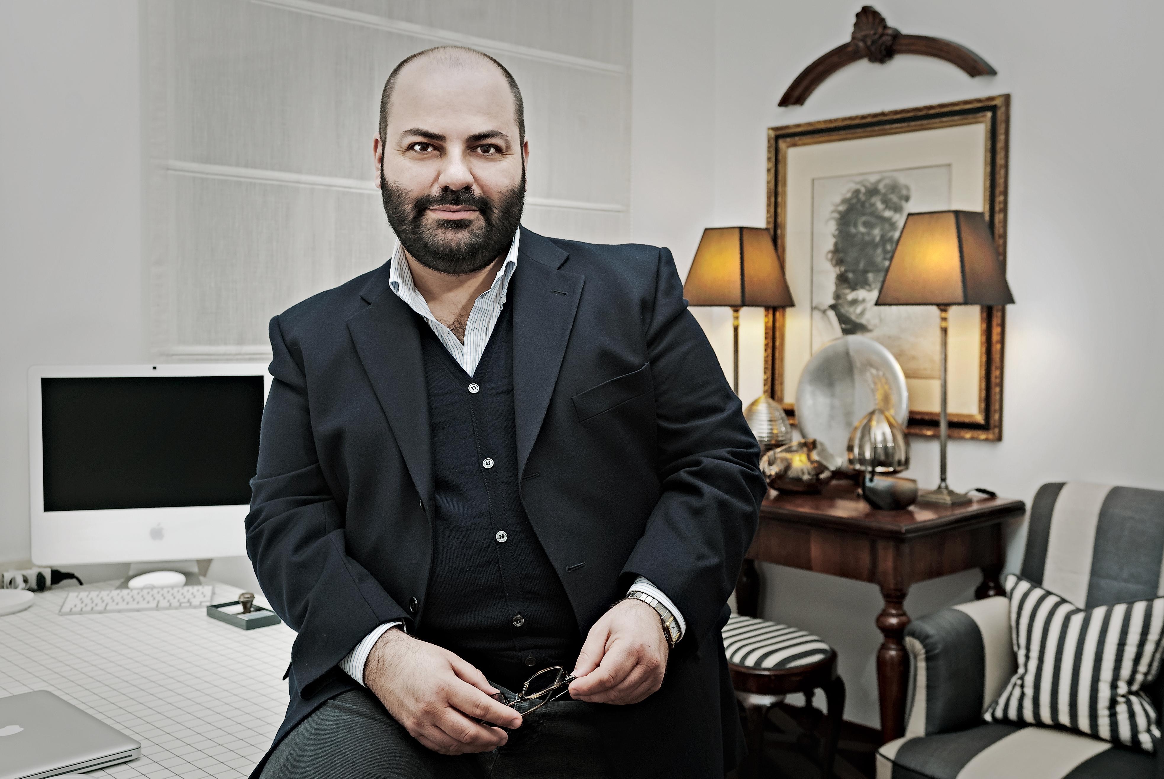 Fashion in Town incontra Gian Paolo Guerra, interior designer amante delle simmetrie