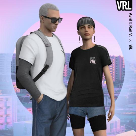 AW Lab lancia gli ambassador virtuali per la SS 2020 VRL