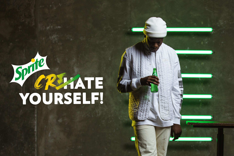Create Yourself è un progetto contro il bullismo di Sprite e Antonio Dikele