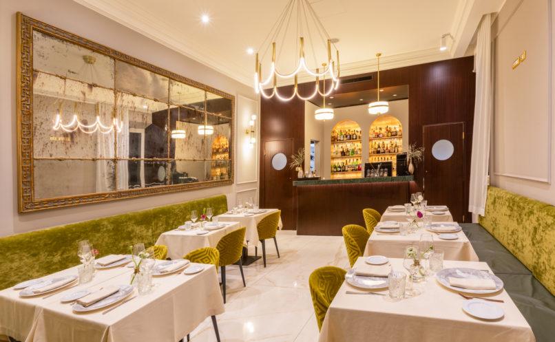 Donna E: nel cuore di Roma un ristorante segreto dal fascino discreto