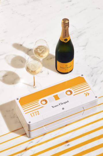Veuve Clicquot presenta la Christmas Collection 2020