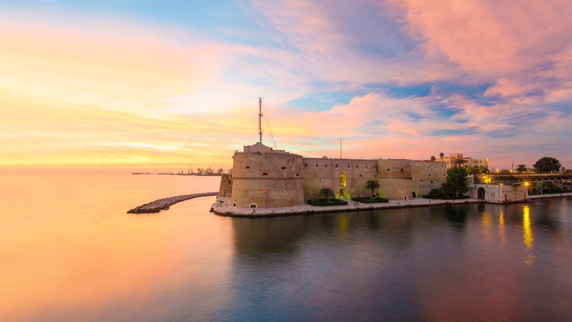Taranto resiliente, modello Slow per le città del 2050