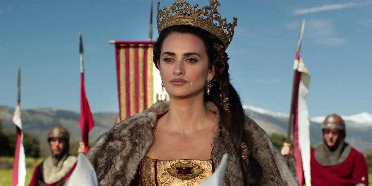 "Penélope Cruz protagonista della commedia ""The Queen of Spain"" su Prime Video"