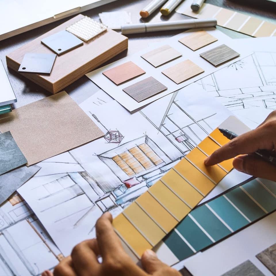 L'arte non si ferma e lo dimostra lo studio di interior design Texture