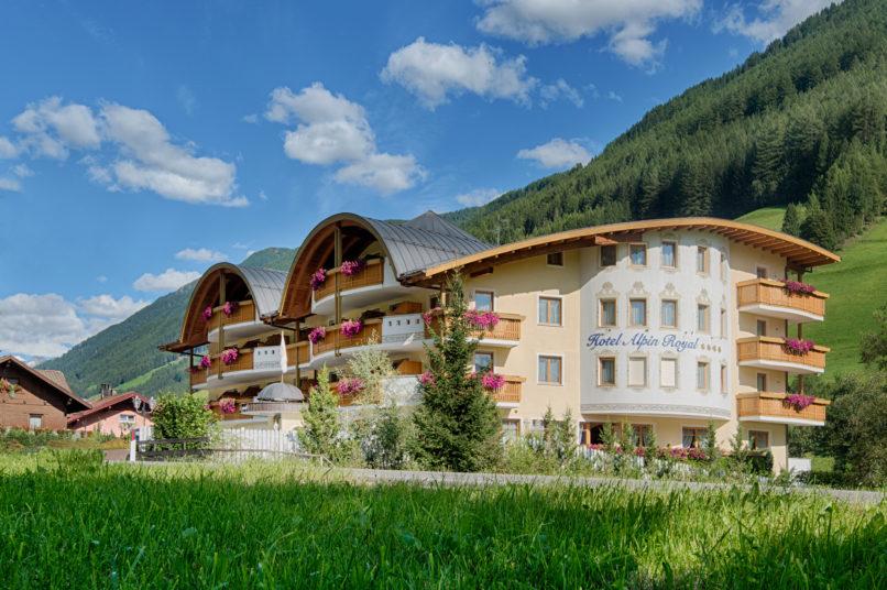 Vacanze in Alto Adige al Rifugio Benessere & Resort Hotel Alpin Royal